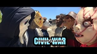 FREDDY VS JASON CIVIL WAR