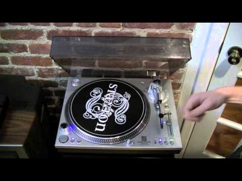 Stanton Turntable Review and Demo