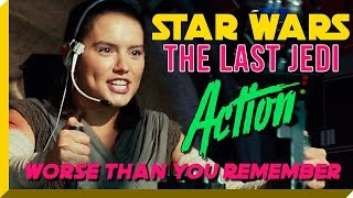 What Happened to the Action in Star Wars?