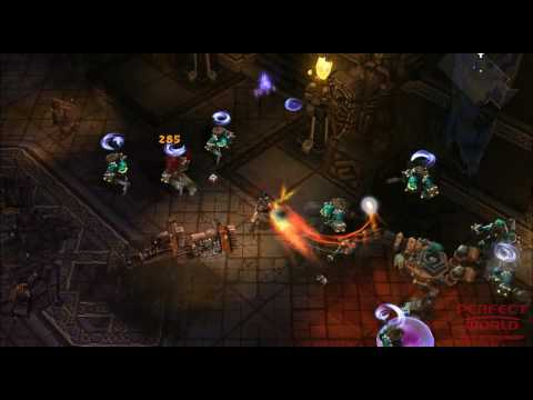 Torchlight Vanquisher Trailer