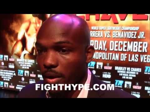 TIMOTHY BRADLEY BELIEVES DIEGO CHAVES CLASH WILL BE A RUSLAN TYPE FIGHT
