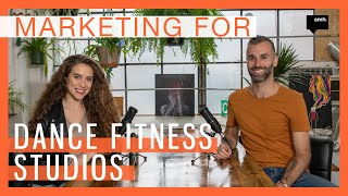 How to Market Your Dance/Fitness Studio With Monica Gold - Content Sessions #6