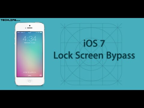 BYPASS IOS7 ACTIVATION IPHONE
