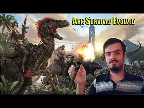 Ark Survival Evolved - Bölüm 2 - Kırbaçsız Dinozor Eğitimi [Türkçe]