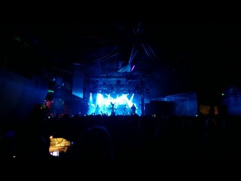 Kvelertak - Bruane Brenn - Live @ Electric Ballroom, London HD - 14/03/2013