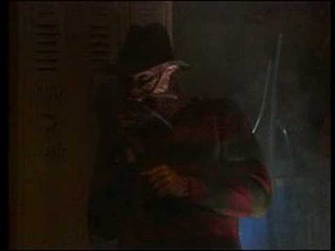 MTV Freddy Krueger promo (laughing) (1987)