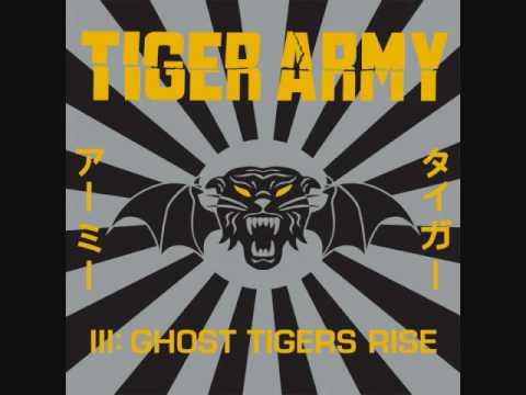 Tiger Army - Ghostfire