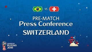 FIFA World Cup™ 2018: Brazil - Switzerland: Switzerland Pre-Match PC