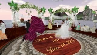 Bill & Lilly Scond Life Wedding - 4.1.17