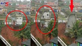Massive Land Slide In Kerala Floods | #KeralaFloods