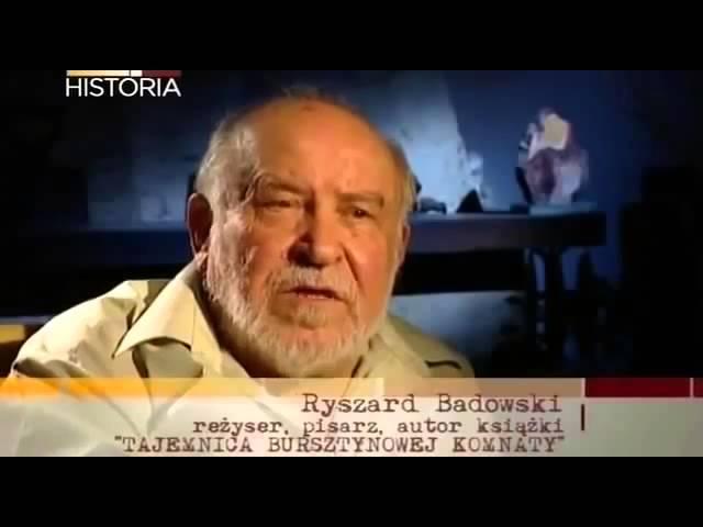 Bursztynowa Komnata - Tajemnice III Rzeszy - cały film - dokumenty historyczne pl - polski lector