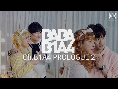 [BABA B1A4 2] EP.44 Ch.B1A4 PROLOGUE 2