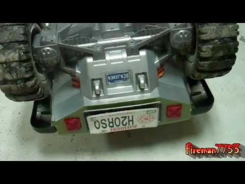 How To Replace Gears On Power Wheels Jeep Hurricane