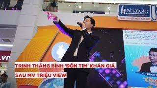 """Trịnh Thăng Bình """"đốn tin"""" khán giả sau MV triệu view"""