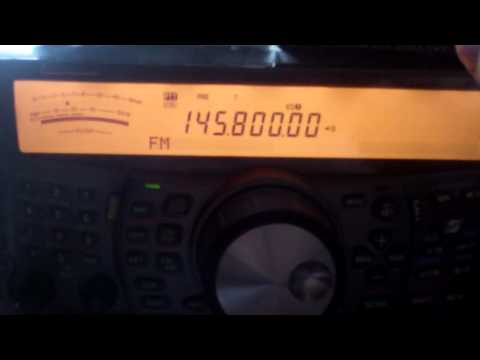 ISS QSO