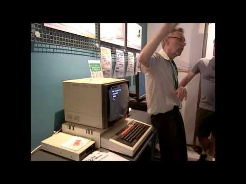 Early Personal PC  British computer Tour 7