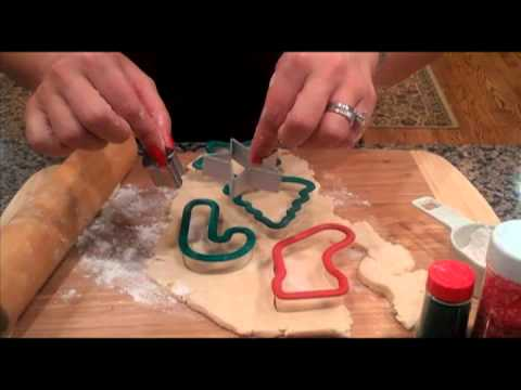 Como hacer galletas de navidad youtube - Hacer cosas para navidad ...