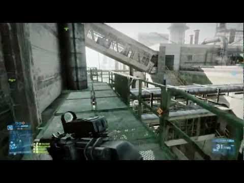 Battlefield 3 p Svenska | Nyheter | Conquest Domination on Scrapmetal 1080p