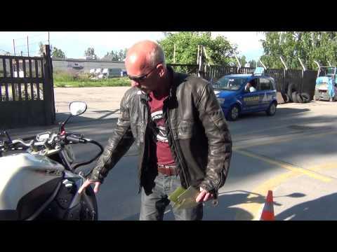 Nauka Jazdy Prawo Jazdy Obsługa Motocykla Kat A W OSK Kursant