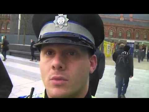 Private Police Force in the UK