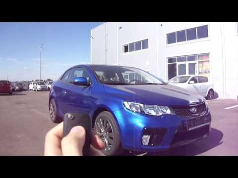 2011 Kia Cerato Koup. Start Up, Engine, and In Depth Tour.