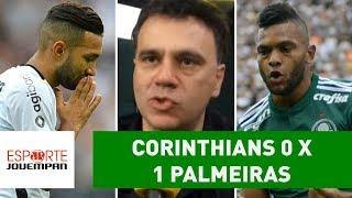 OLHA o que Mauro Beting achou de Corinthians 0 x 1 Palmeiras!