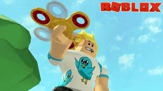 Fidget Spinners in Roblox