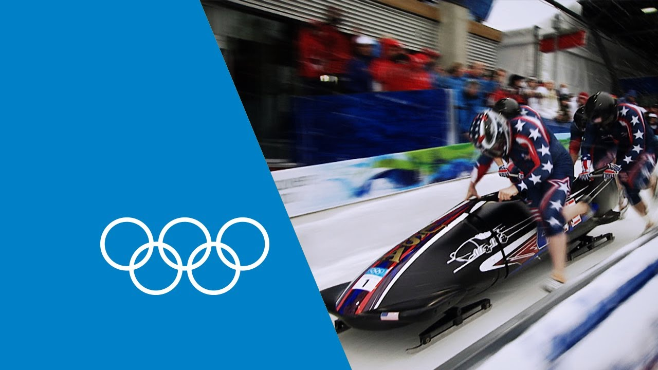 The Art of Bobsleigh