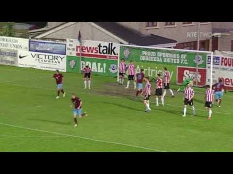 Drogheda United 2-3 Derry City - 17th May 2013