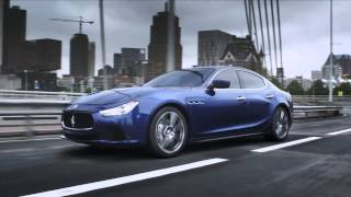 Introducing the Maserati Ghibli
