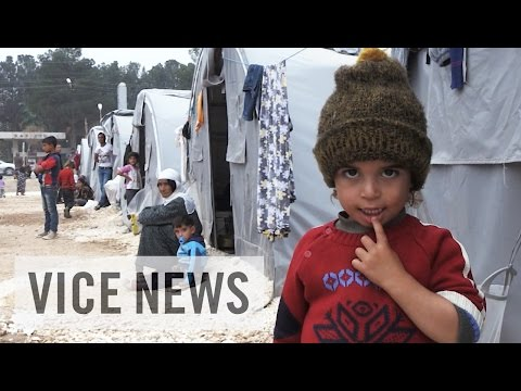 Life Inside Kurdish Refugee Camps: Turkey's Border War (dispatch 2) video