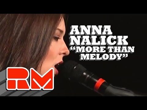 Anna Nalick - More Than Melody
