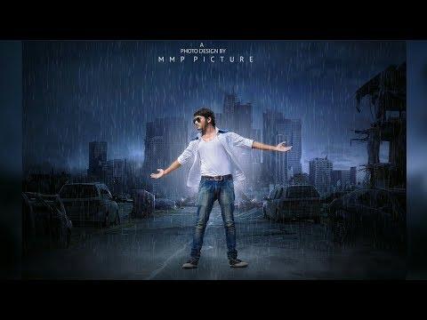 Picsart Rain Effect | Picsart Editing Tutorial | How to make rain effect