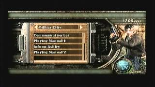 Resident Evil 4 (Gameplay) BHFB