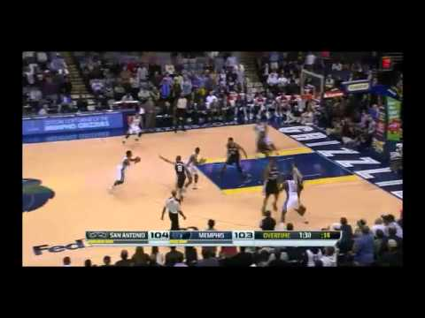 NBA CIRCLE - San Antonio Spurs Vs Memphis Grizzlies Highlights 7 Jan. 2014 www.nbacircle.com