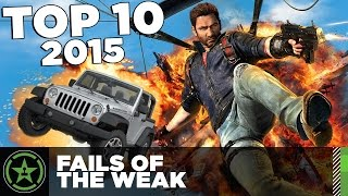 Fails of the Weak: Ep. 277 - Top 10 Fails of 2015