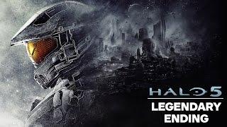 Halo 5 - Legendary Ending
