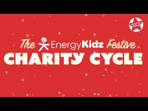 charity cycle video