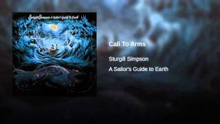 Sturgill Simpson Call To Arms