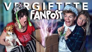 VERGIFTETE FANPOST AUSPACKEN mit meiner Oma | Joey's Jungle