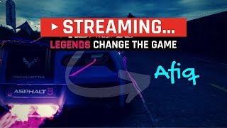 Asphalt 9 Multiplayer Livestream #10 (Unleashed 918 MP Season)