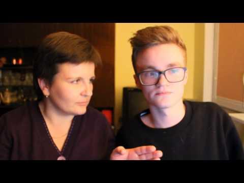 Video blogas su mama !