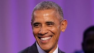 Poll: Obama approval rating at second term high