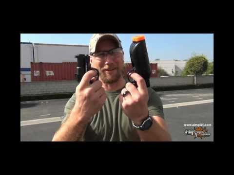 AirSplat - Preview! New Airsoft CQB Mini Shotguns and Pistols!