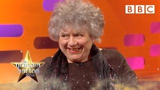 Miriam Margolyes: She's not a fan of Winona Ryder! - The Graham Norton Show, Ep 18 - BBC One