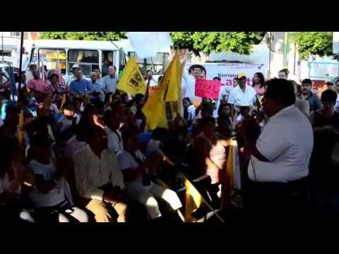 Ing. Raúl Tadeo Nava ofrece descuentos en costo de gas a familias de Cuautla