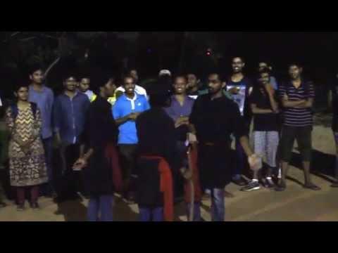Progressive Theatre Group HCU (PTG).. HUM LADENGE SAATHI..Street Play..