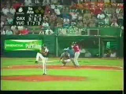 Juego Perfecto de Beisbol LMB 2005 - 13TV Video