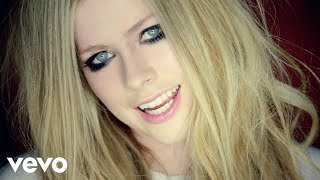 Watch Avril Lavigne Heres To Never Growing Up video