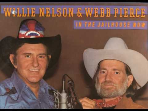 Willie Nelson Webb Pierce - Wondering
